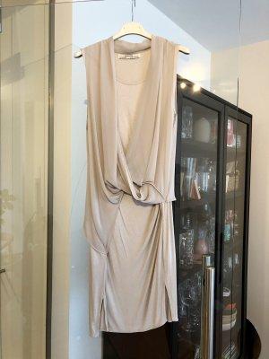 All saints Jersey Kleid m Drapierung wedding Sommerkleid