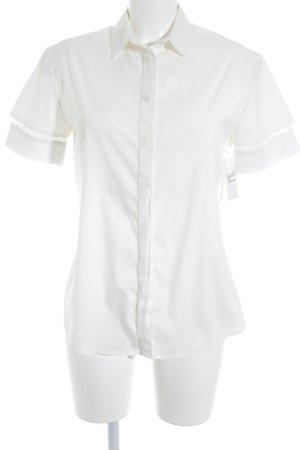 All Saints Chemise à manches courtes blanc cassé élégant