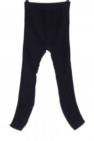 All Saints Leggings schwarz Casual-Look