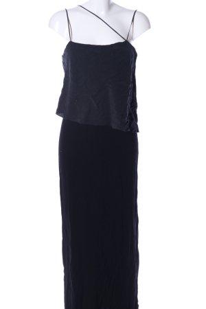 All Saints Maxi-jurk zwart elegant