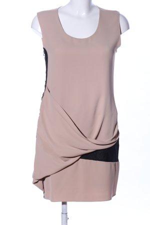 All Saints Mini-jurk roze-zwart feest stijl