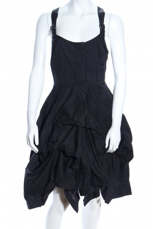 All Saints Balloon Dress black elegant
