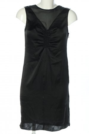 All Saints Mini vestido negro elegante