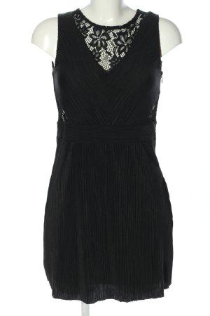 All Saints Minikleid schwarz Elegant