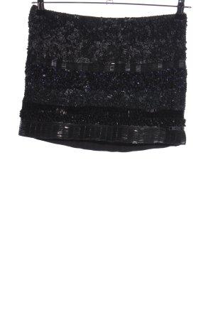 All Saints Minifalda negro elegante