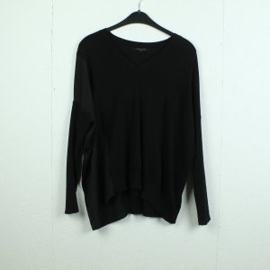All Saints Oversized Sweater black