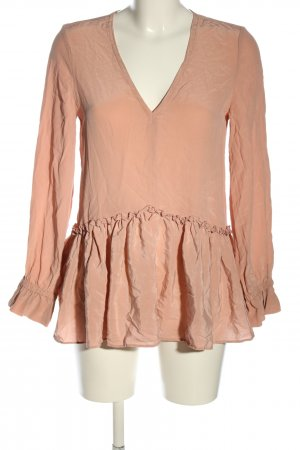 All Saints Schlupf-Bluse nude Casual-Look