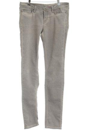 All Saints Jeans slim fit grigio chiaro stile casual