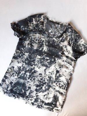 All Saints Shirt met print veelkleurig