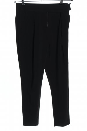 All Saints Jersey Pants black business style