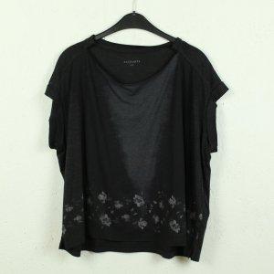 All Saints T-shirt nero-grigio-lilla