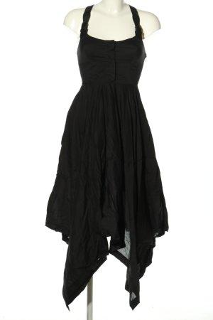 All Saints Sukienka na ramiączkach czarny W stylu casual