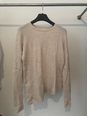 All Saints Maglione di lana beige