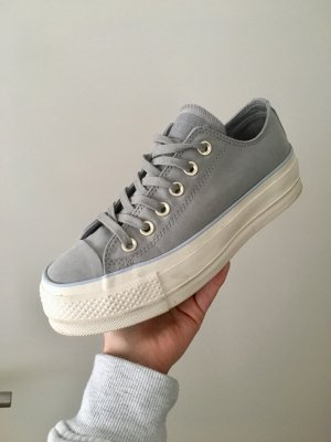 All Star Skater Shoes light grey-white