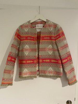 All Yours Tweed blazer veelkleurig