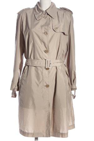 Allegri Płaszcz przeciwdeszczowy w kolorze białej wełny W stylu casual