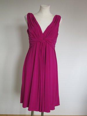 *alles raus - wg UMZUG* Festliches Kleid in Magenta, Gr 40