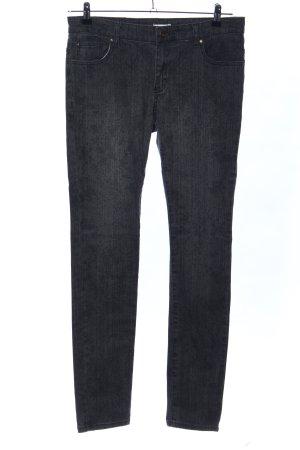allez allez Straight-Leg Jeans schwarz Casual-Look