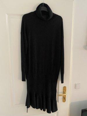 Allsaints Spitalfields Abito di maglia antracite-grigio scuro