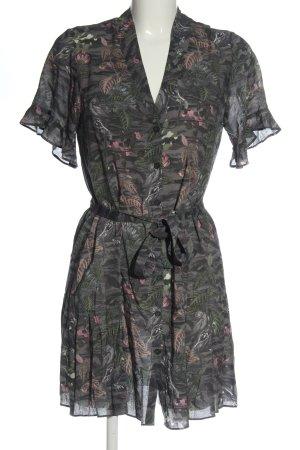Allsaints Sukienka mini Łączone wzory W stylu casual