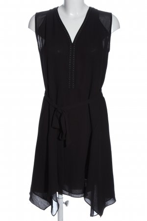 Allsaints Minikleid schwarz Business-Look