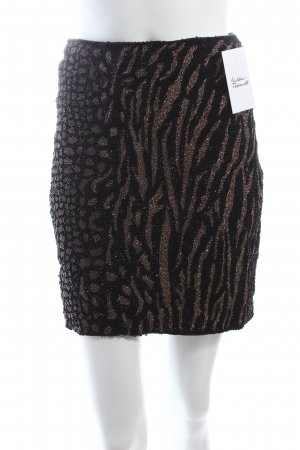 AllSaints Skirt black-bronze-colored party style