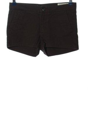 Allsaints Spitalfields Hot pants nero stile casual