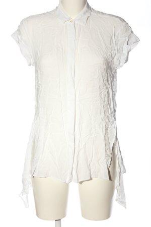 Allsaints Spitalfields Short Sleeve Shirt white casual look