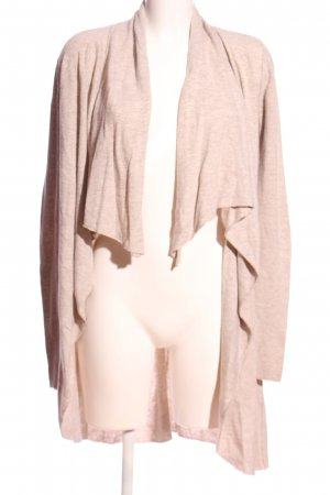 Allsaints Spitalfields Poncho creme meliert Casual-Look