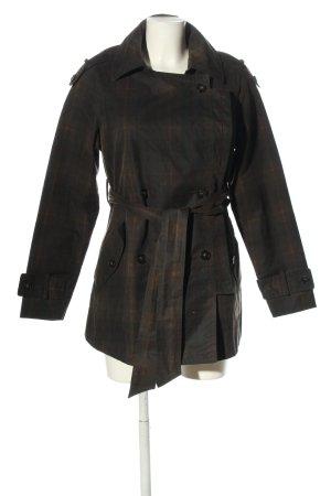 Allsaints Spitalfields Giacca mezza stagione grigio chiaro-marrone stile casual
