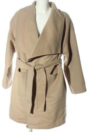 Allsaints Płaszcz przejściowy w kolorze białej wełny W stylu casual