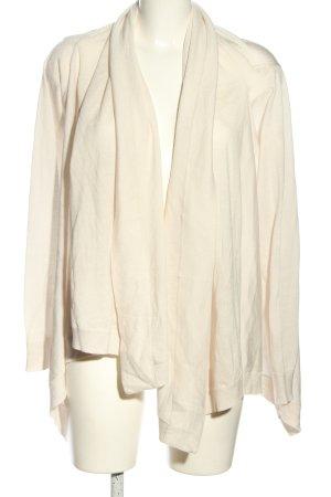 Allsaints Wełniany sweter kremowy W stylu casual