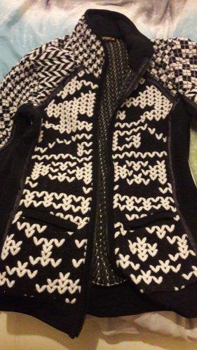 Allsport Jacke schwarz-weiss