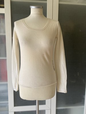 Allude Cashmere Jumper pale yellow