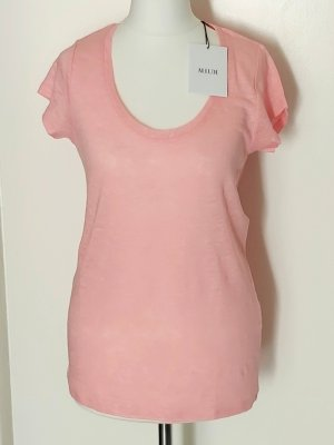 Allude T-Shirt pink