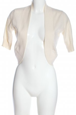 Allude Bolero cream casual look