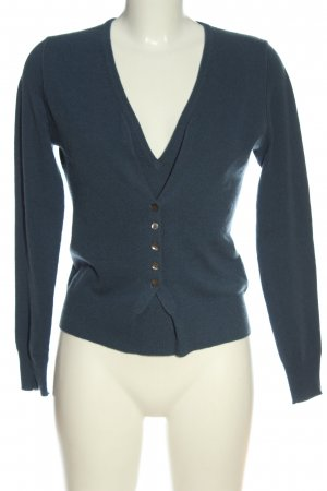 Allude Cardigan blue casual look