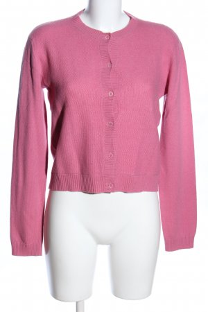 Allude Cardigan rose style décontracté
