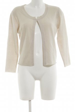 Allude Cardigan creme Business-Look
