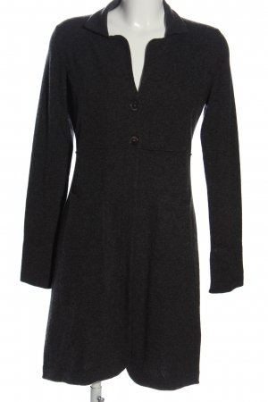 Allude Cardigan black flecked business style