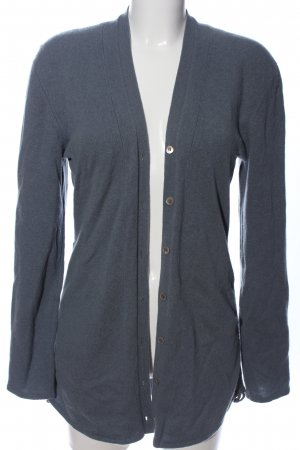 Allude Kaszmirowy sweter niebieski W stylu casual