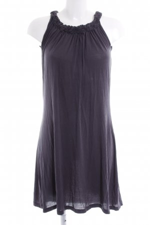 Allude Jerseykleid graublau Business-Look