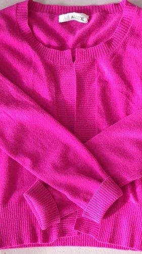 Allude Kasjmier trui roze-magenta