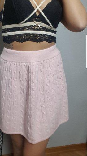 Allude Kaschmirrock Gr. S Pink Damen Skirt Kaschmir Minirock