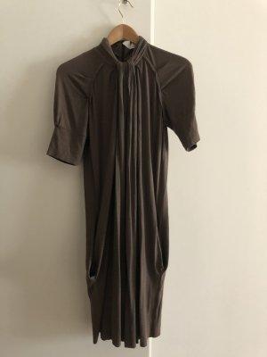 Allude Sheath Dress light brown