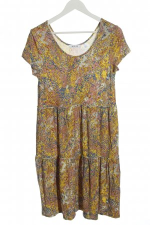 Allude Shortsleeve Dress allover print casual look