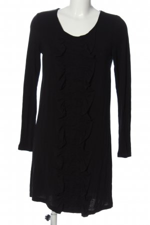 Allude Longsleeve Dress black casual look