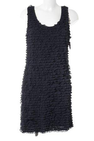 Allude Sukienka mini ciemnoniebieski W stylu biznesowym