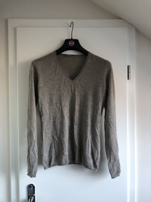 Allude V-Neck Sweater multicolored