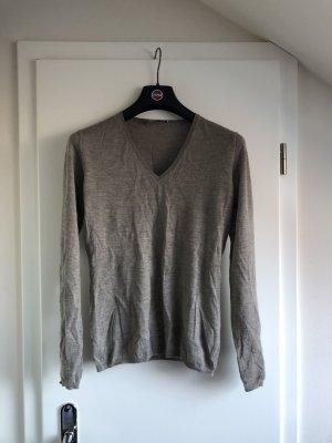 Allude V-Neck Sweater multicolored